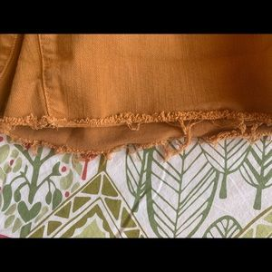 Anthropologie Shorts - SOLD Anthropologie Pilcro Bermuda Shorts NWT 30